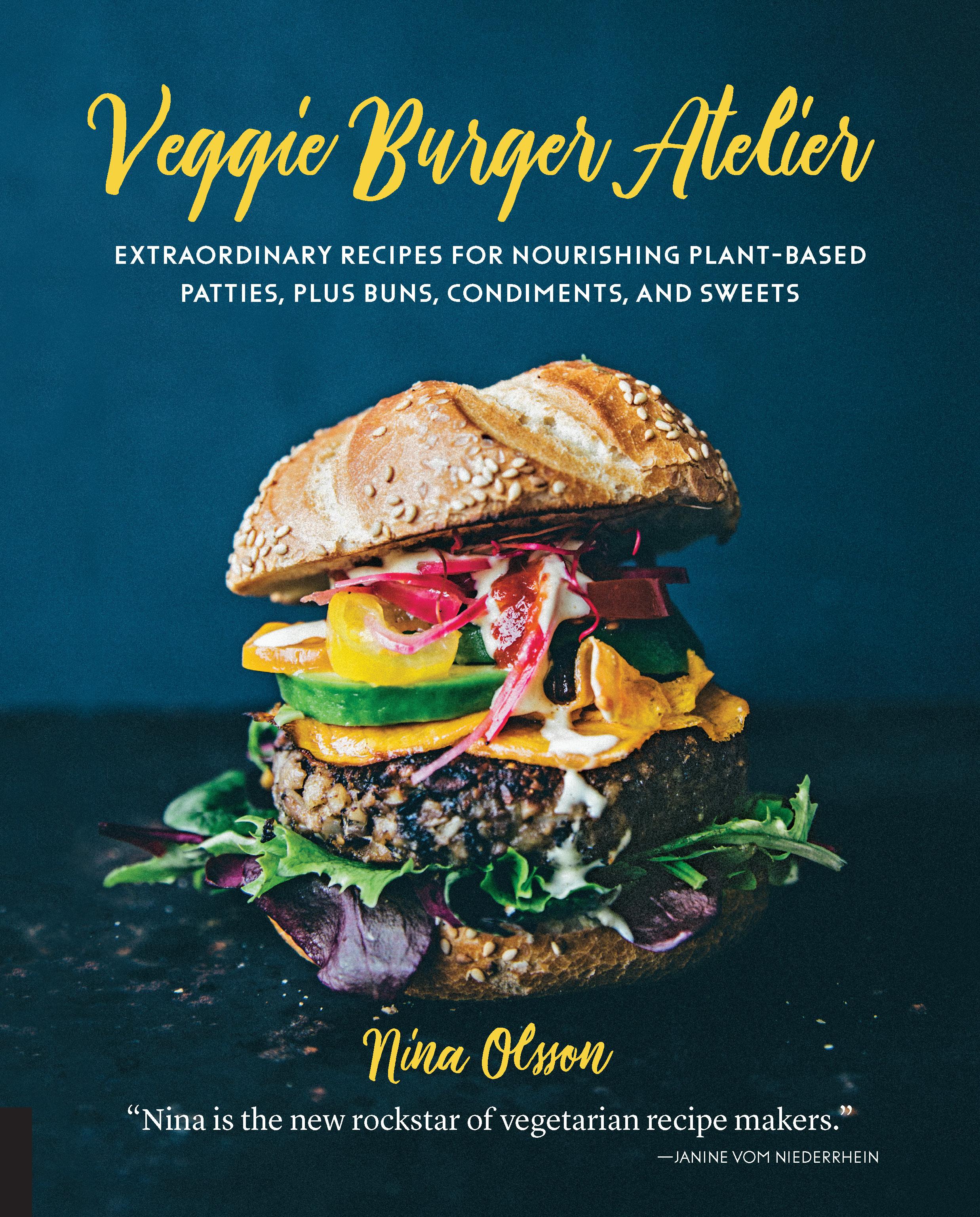 i>SuperVeg</i> is her ninth cookbook  See more at